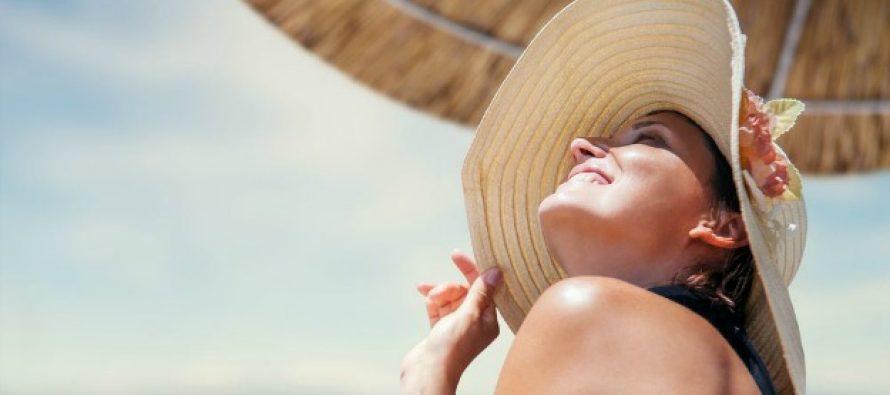 Koji delovi tela su najugroženiji od sunca?