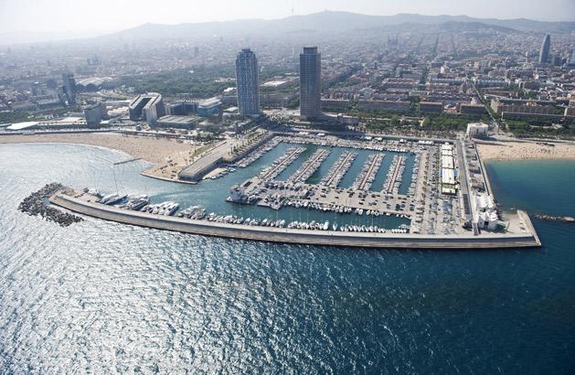 port olimpik barselona