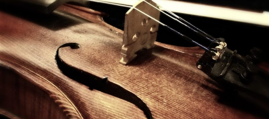 Novi Sad: Koncert studenata violine