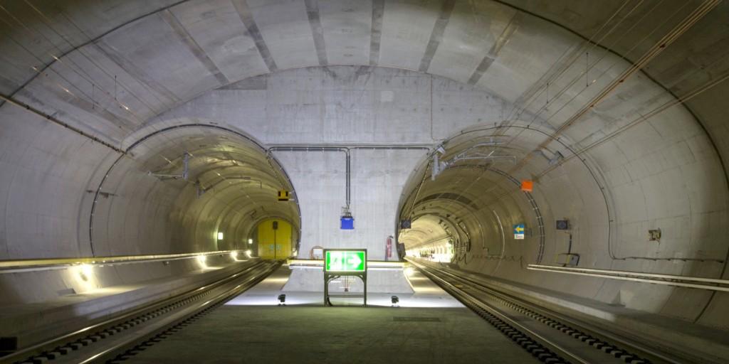 Gotard tunel