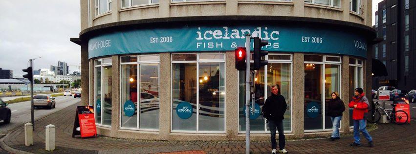 "Isladnski ""fish and chips"""