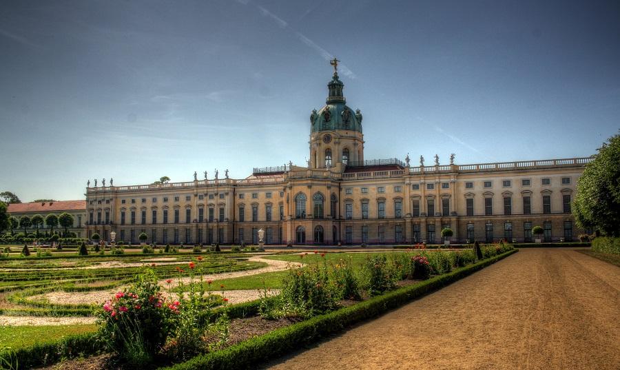 Palata i park Šarlotenburg
