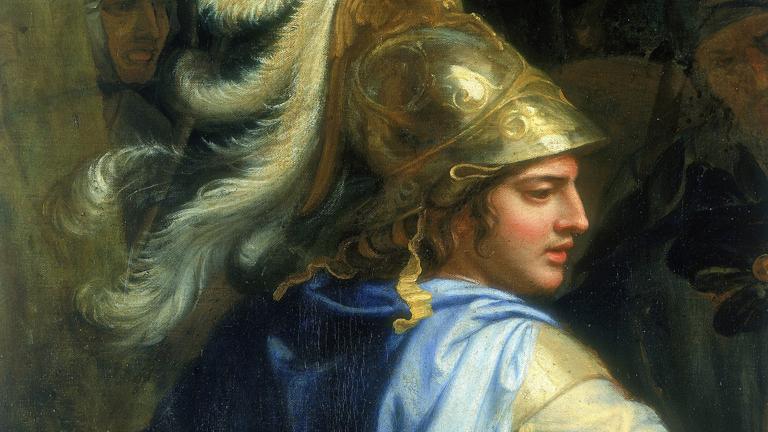 Aleksandar Veliki - jedan od naj