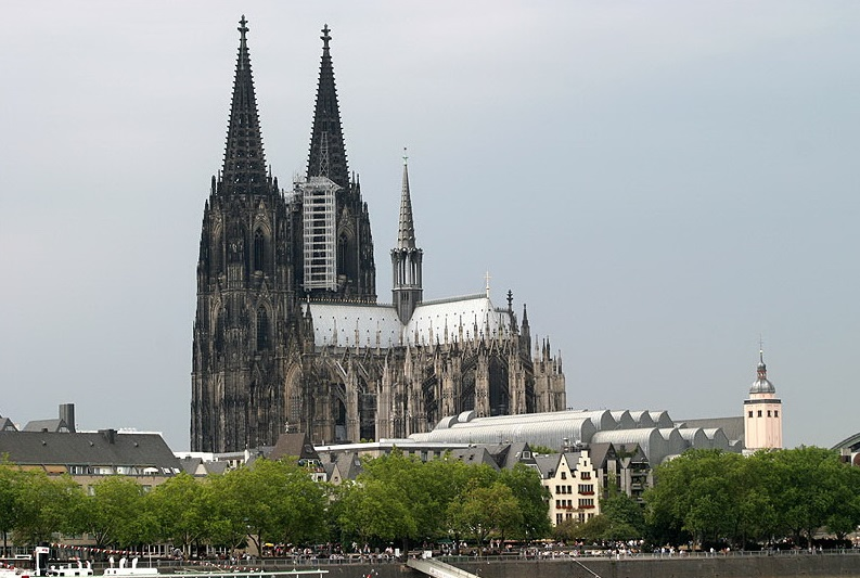 kelnska katedrala