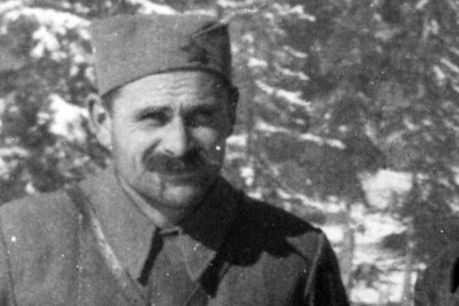 Sava Kovačević - posthumno proglašen narodnim herojem
