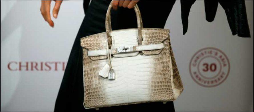 Na aukciji prodata najskuplja torba na svetu!