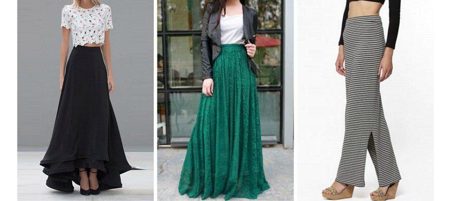 Duge suknje – modni imperativ