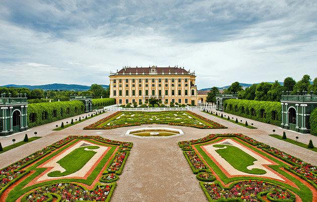 Šenbrun palata i park (Schönbrunn)
