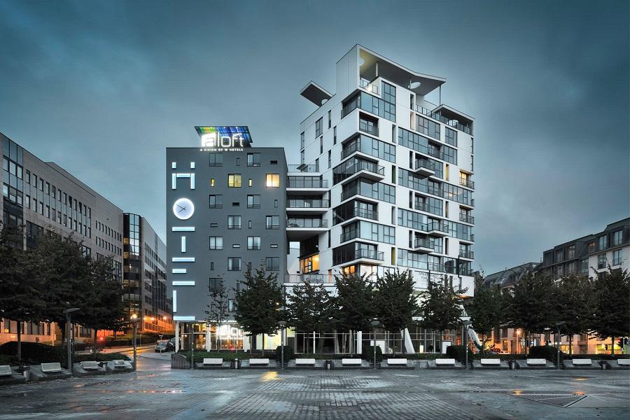 Aloft Brussels Schuman