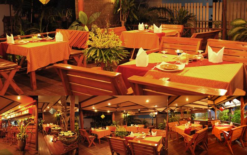 Kinnaree restoran