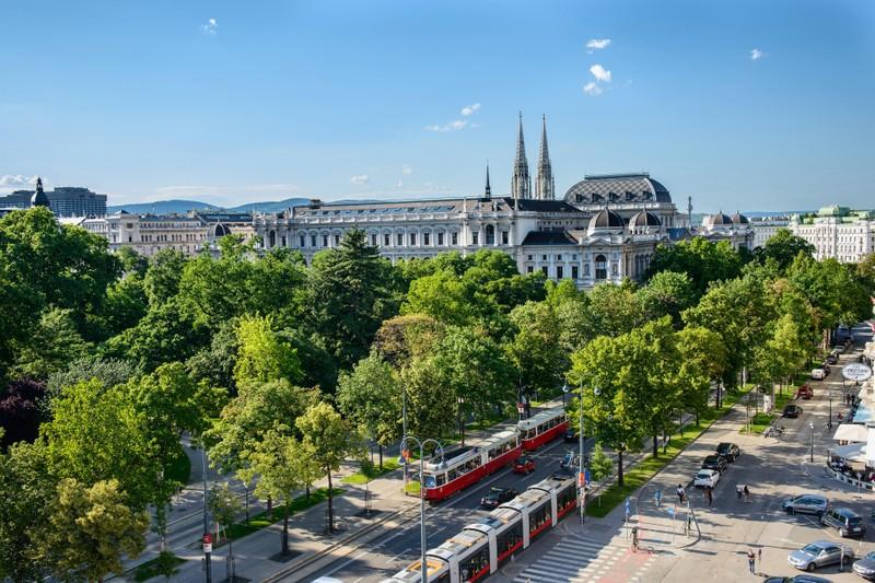 Kružna ulica (Ringstrasse) Beč