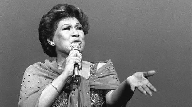 Olga Giljot - prva latino zvezda koja je nastupala u Karnegi holu