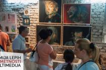 """Spoj umetnosti i IT-ja na """"Danima lepih umetnosti i multimedija"""" u Barutani"""