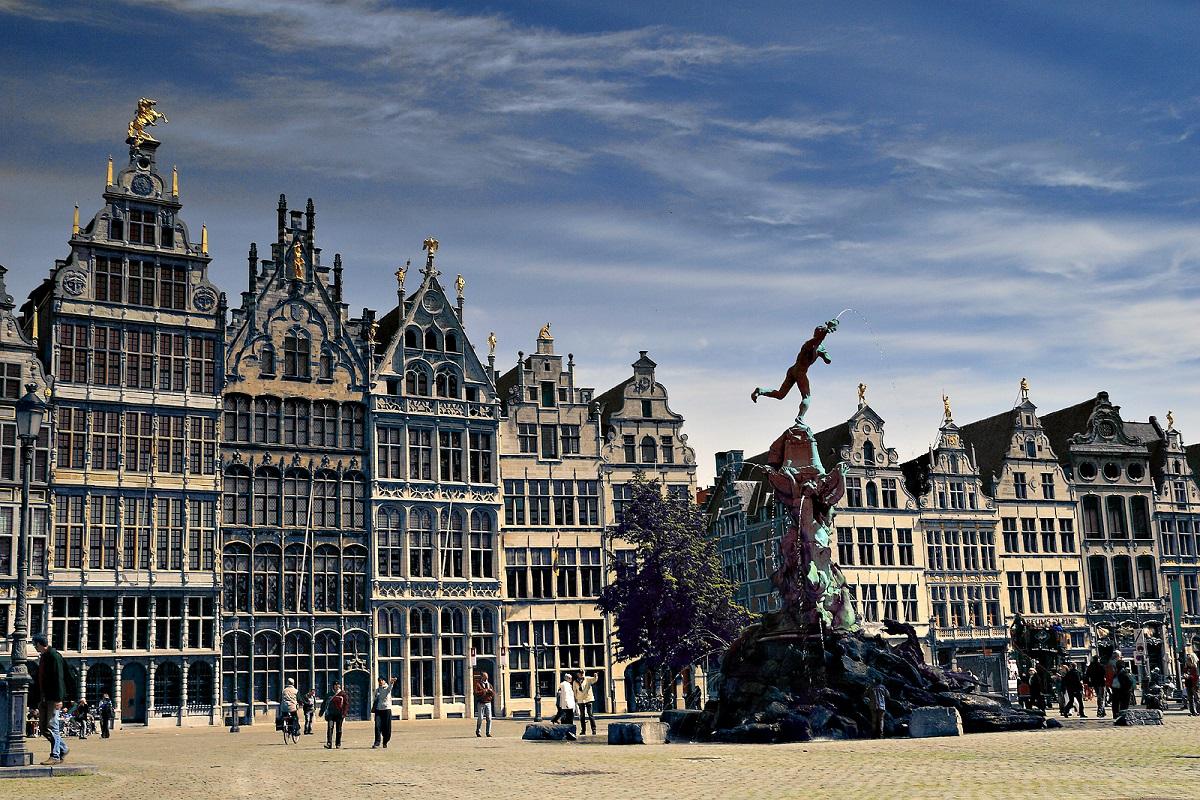 antverpen belgija