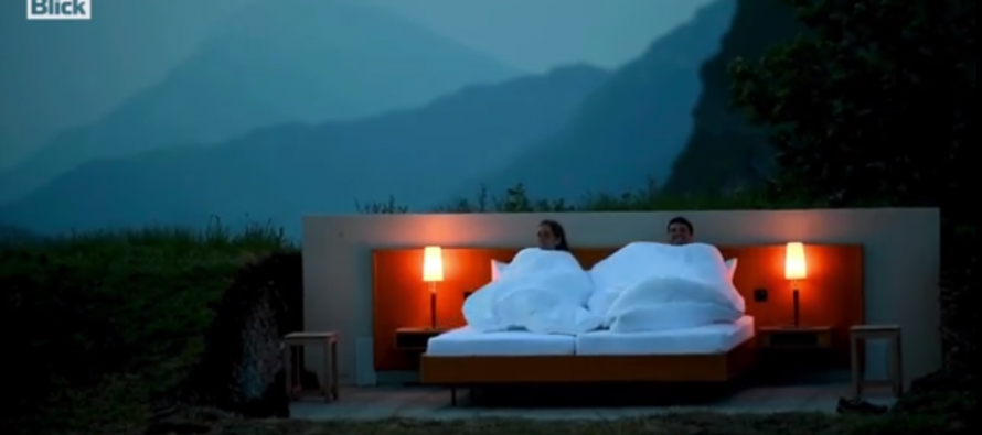 Novi trend: Hoteli na otvorenom