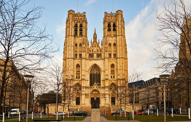 katedrala brisel