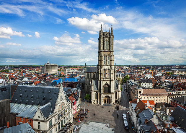 katedrala u briselu