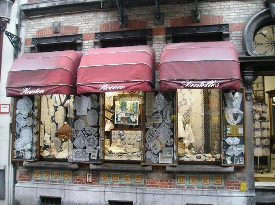prodavnica belgijske cipke