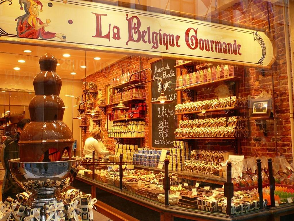 prodavnica cokolade belgija