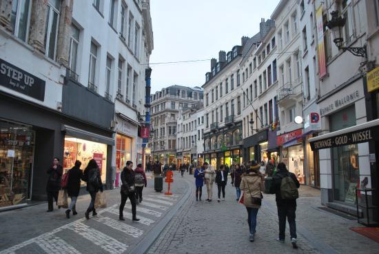 rue-neuve brisel