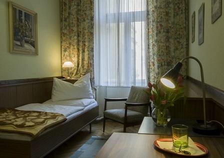 Soba u hotelu Pension Bosch