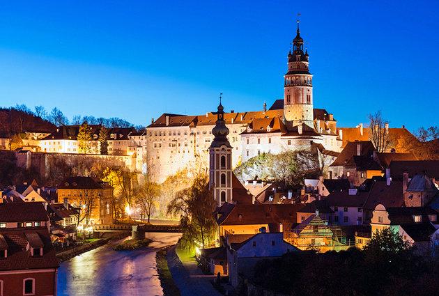 Dvorac Češki Krumlov