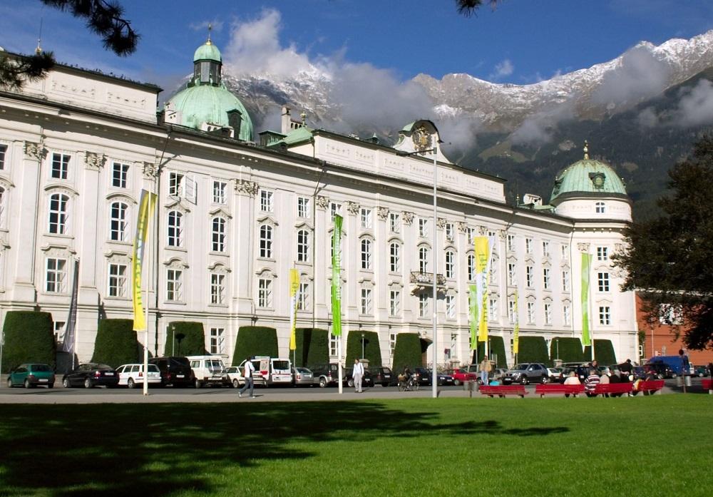 Hofburg inzbruk