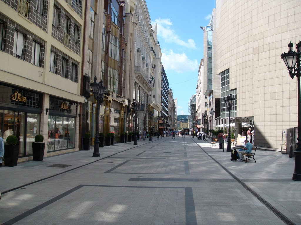 Ulica Deak Ferenc