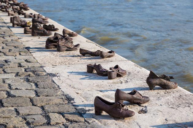 dunavska promenada budimpesta