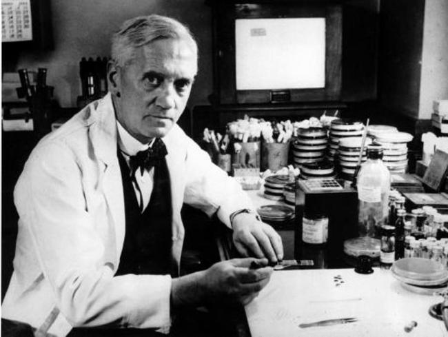 fleming penicilin