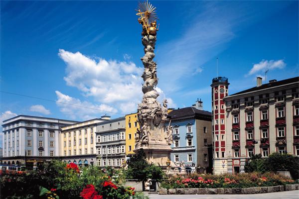 grad linc austrija