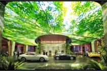 Dubai: Gradi se hotel sa svojom šumom