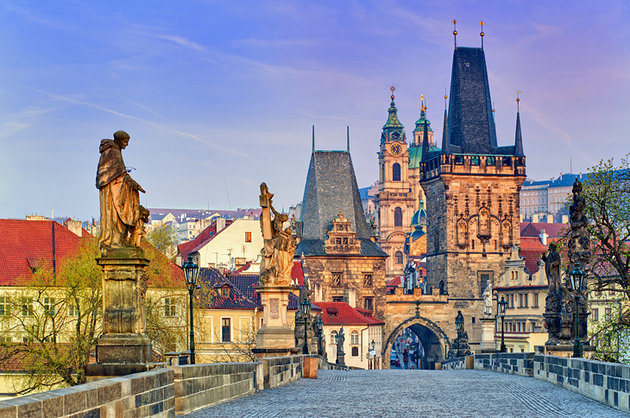 karlov most prag