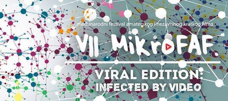 Prijave za Mikro festival amaterskog filma