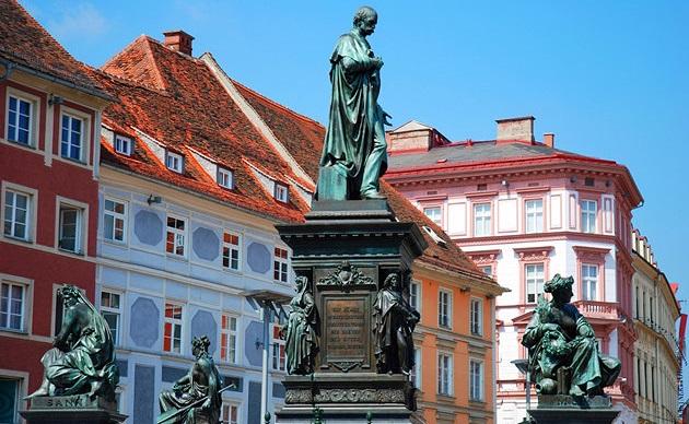Statua vojvode Johana