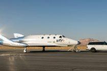 Testirana letelica za svemirski turizam