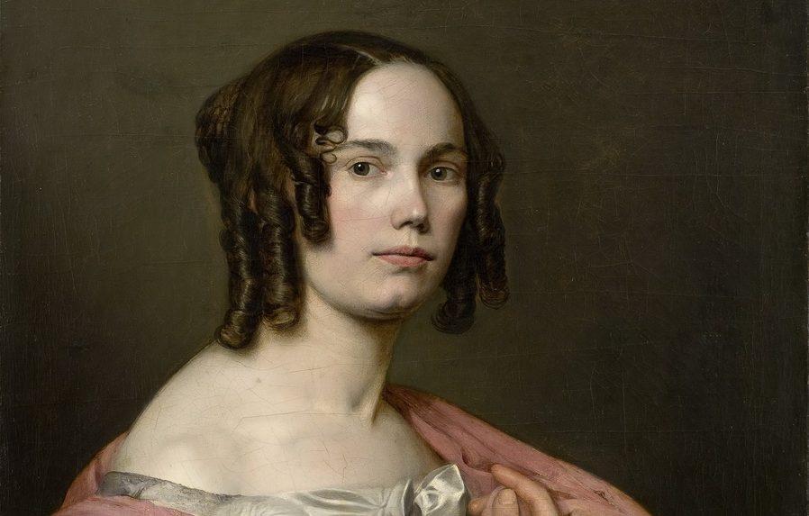 Katarina Ivanović - prva žena slikar