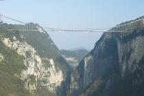 Zbog velike popularnosti – najduži stakleni most se zatvara!