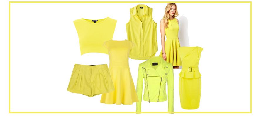 Sve nijanse žute – za šik izgled ove sezone