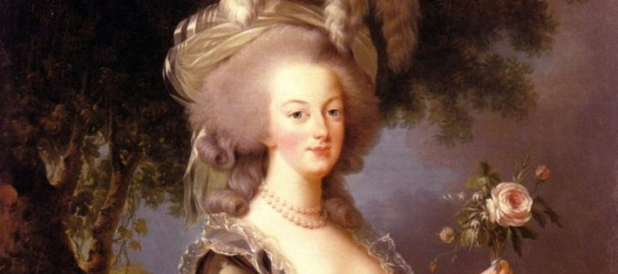 Zanimljivosti o Mariji Antoaneti