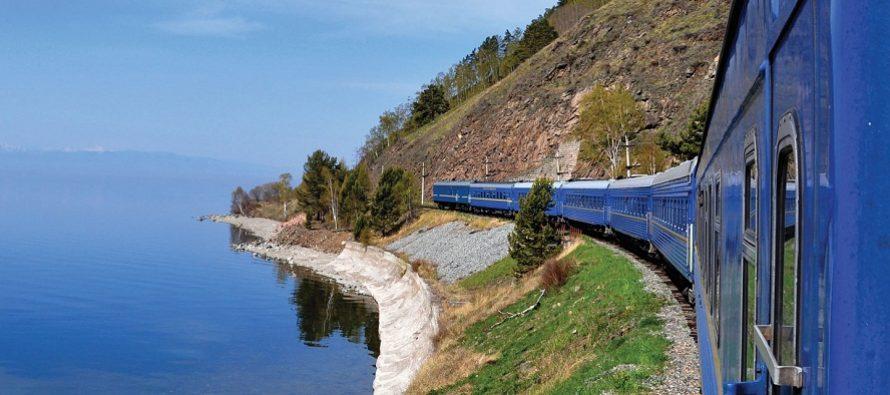 Transsibirska železnica slavi 100 godina