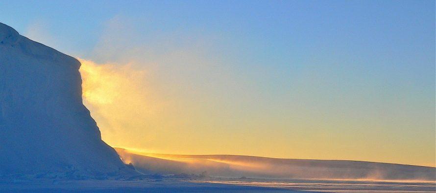 Rekordno visoka temperatura na Arktiku!