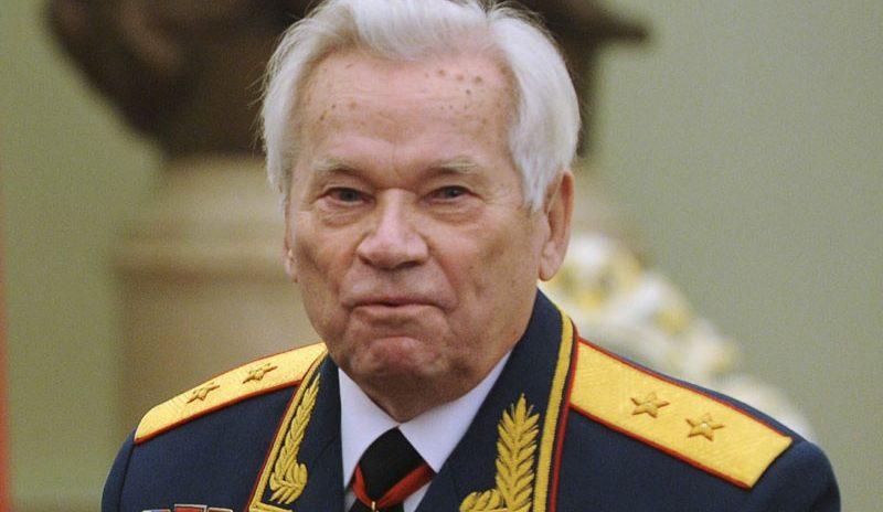 Mihail Kalašnjikov