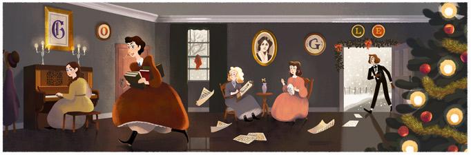 Ovako je Google obeležio dan rođenja slavne američke književnice