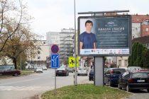 Novi Sad: Najbolji đaci na bilbordima