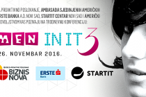"Novi Sad: Konferencija ""Women in IT 3"""