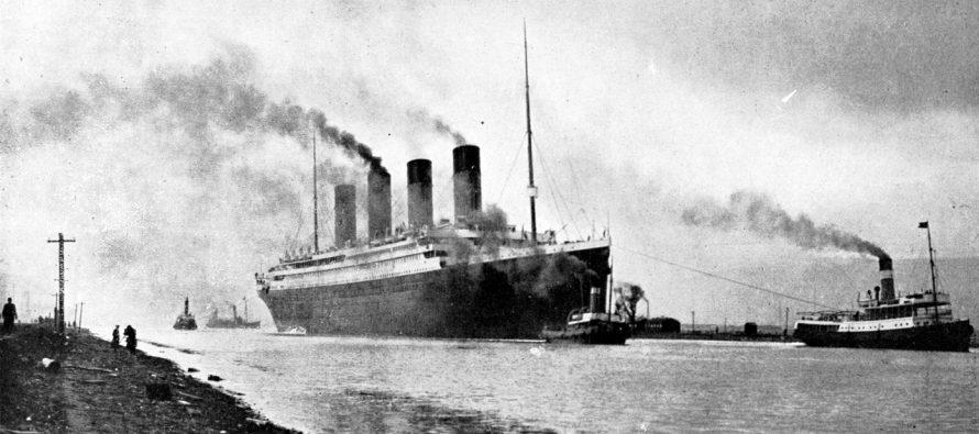 Šta je sve potonulo sa Titanikom?