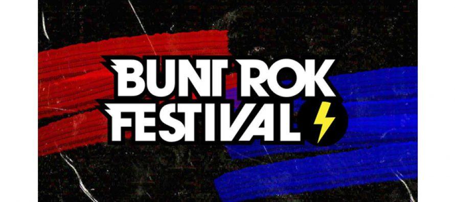 "Konkurs za učešće na ""Bunt rok festivalu"""