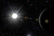 Merkur, planeta najbliža Suncu na sebi ima naslage leda