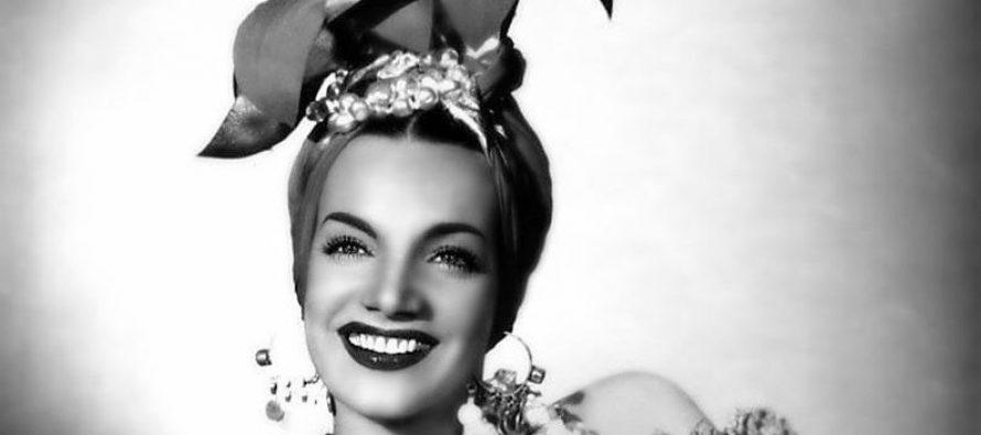 Karmen Miranda – slavna brazilska pevačica